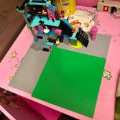 Конструктор LEGO Classic 10701 Строительная пластина серого цвета #1, Oksana D.