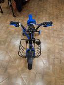 Детский велосипед Yibeigi V-12 синий #8, Ольга П.