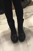 Ботинки Ash #1, Аделина Карцева