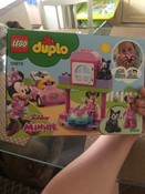Конструктор LEGO DUPLO Disney 10873 День рождения Минни #5, Игорь К.