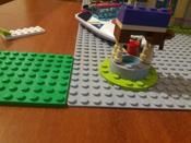 Конструктор LEGO Classic 10701 Строительная пластина серого цвета #7, Вероника С.