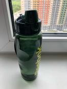 Бутылка для воды Reebok нет, зеленый, желтый, черный #1, Olgirdik