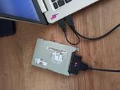 Адаптер-переходник USB 2.0 - SATA lll для HDD/SSD #5, Андрей К.