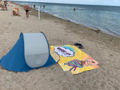Палатка 2-местная Bestway Secura #1, Медведева Татьяна