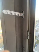 Ограничитель открывания окна, 105 мм #5, Кобец Ксения Владимировна
