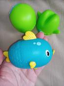Lubby Игрушка для купания разборная Рыбка #10, Екатерина И.