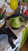 Пароочиститель Kitfort КТ-906, зеленый #6, Наталья Г.