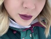 """L'Oreal Paris Матовая губная помада """"Color Riche, MatteAddiction"""", оттенок 471, замороженная черника #9, Александр Б."""