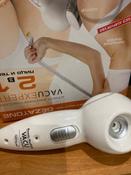 Вакуумный антицеллюлитный массажер для лица и тела Gezatone Vacu Expert #15, Мия П.