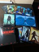 Хищник. Коллекционное издание 4 фильмов (Box) 5 Blu-ray + вложения #1, Загорский Андрей