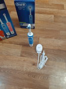 Электрическая зубная щетка Oral-B Vitality DUO D190, 2 шт  #5, Светлана М.