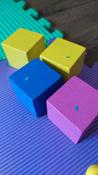 Кубики цветные Томик 20 шт. #11, Дарья Н.