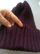 Пряжа для вязания Schachenmayr Originals Alpaca Classico, баклажан (00049), 90 м, 50 г #3, Нина М.