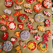СДЕЛАЙ БОКС для печенья Хэллоуин (набор для выпечки), Домашняя кухня #14, Мария К.