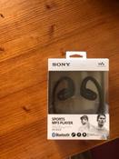MP3 плеер Sony NW-WS623, Black, черный #8, Елена Д.