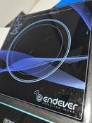 Индукционная Настольная плита Endever IP-26, черный #9, Ксения К.