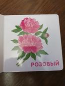 Книжки-картонки. Цвета в природе #3, Аликова Елизавета