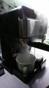 Кофеварка рожковая Polaris PCM 1535E Adore Cappuccino, серебристый #13, Анастасия О.