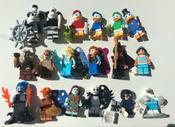 Конструктор LEGO Minifigures 71024 Минифигурки LEGO Серия Disney 2 #11, Лобашева Ирина