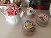 Композиция Pavone чаша Весенние цветы, 106063 #2, Анжелика К.