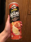 Чипсы Pringles Asian Collection, рисовые, со вкусом курицы с индийскими специями Тикка масала, 160 г #6, Сергей В.