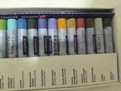 """Пастель масляная художественная для рисования Brauberg Art """"Classic"""", набор 24 цвета, круглое сечение #10, Ирина Б."""