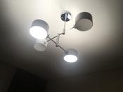 Потолочный светильник Lumion  ASHLEY 3742/4C , E27, 240 Вт #6, Анастасия П.