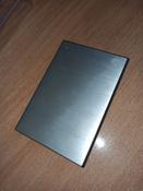 2 ТБ Внешний жесткий диск Seagate Backup Plus Slim (STHN2000401), серебристый #4, Ольга К.