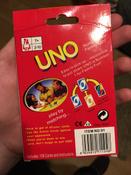 Настольная карточная игра UNO Уно #3, Антон П.