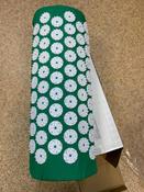 Массажный акупунктурный валик-аппликатор Ipplikator, зеленый, 38 х 15 см. #2, Сергей М.