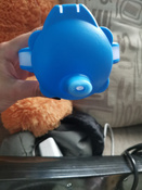 Чашка-непроливайка, Canpol Babies  180 мл. Медвежонок 9+, цвет: синий #1, Дарья Ш.