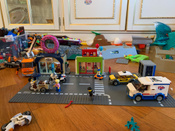 Конструктор LEGO City Town 60233 Открытие магазина по продаже пончиков #8, Юлия Л.