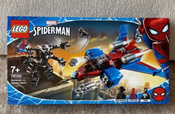 Конструктор LEGO Marvel Super Heroes 76150 Реактивный самолёт Человека-Паука против Робота Венома #10, Константин П.