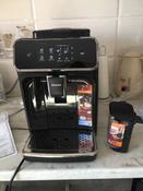 Автоматическая кофемашина Philips Series 2200 LatteGo EP2231/40, черный #13, Виолетта К.