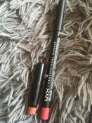 NYX Professional Makeup Suede Matte Lip Liner Карандаш для губ, оттенок 31, Cannes, 1 г #9, Арина Г.