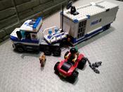 Конструктор LEGO City Police 60139 Мобильный командный центр #11, Александра М.