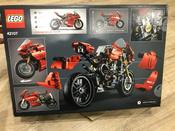 Конструктор LEGO Technic 42107 Ducati Panigale V4 R #3, Сергей Р.