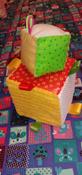 Мякиши Развивающая игрушка Умные Кубики #1, Анна К.