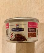 Влажный диетический корм в форме рагу для кошек Hill's Prescription Diet Gastrointestinal Biome при расстройствах пищеварения и для заботы о микробиоме кишечника, c курицей, 24шт х 82г #13, Инна Ш.