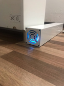 Рециркулятор воздуха бактерицидный УФ Робус-2 белый #1, Наталья Л.