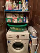 Полка для стиральной машины Gromell DENNA #14, Эльвира М.