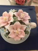 Композиция Pavone чаша Весенние цветы, 106063 #6, Анжелика К.
