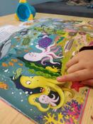Книга занимательных занятий для девочек. Дополненная реальность (+ наклейки) #6, Надежда М.
