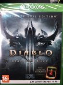Игра Diablo III: Reaper of Souls (Xbox One, Русская версия) #6, Малютин С.
