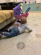 """Полесье коляска для кукол """"Arina"""" 4-х колёсная в пакете #3, Анна М."""
