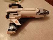 Конструктор LEGO City Space Port 60226 Шаттл для исследований Марса #14, Татьяна П.