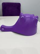 Ковш детский для мытья головы и купания DINO SCOOP от ROXY-KIDS, цвет фиолетовый #10, Оксана С.