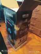 Музыкальный центр Ginzzu GM-208 с функцией Bluetooth v4.2, 50Вт, USB-flash, microSD, FM-радио, пульт ДУ, эквалайзер, КАРАОКЕ, динамическая LED подсветка динамиков #1, Наталия К.