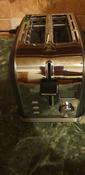 Тостер Kitfort КТ-2036, серый #218, Алиса Б.