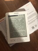 "Электронная книга Digma R63W 6"", белый #2, Мария Б."
